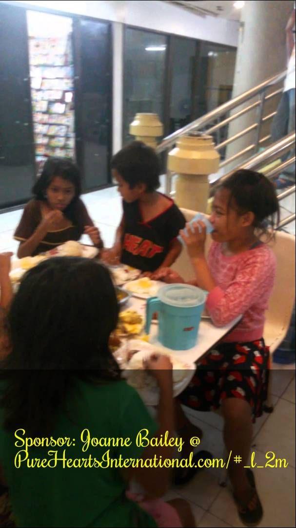 Pt 2 March 9, 2016 Pure Hearts International Child Feeding