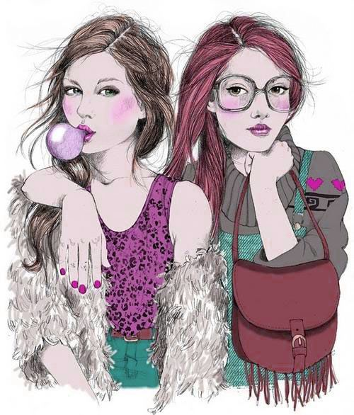 21 Best Images About Cute Girly Drawings On Pinterest