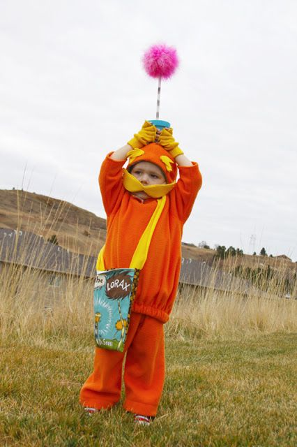 Lorax costume... Is it weird that I want this?