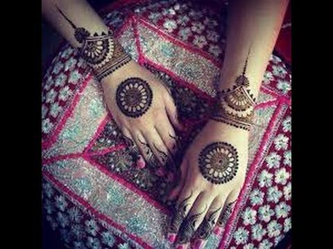Eid Best and Beautiful The Most Popular Eid Henna/Mahandi Design of Eid ...