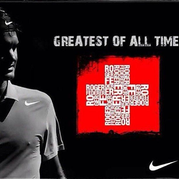Federer - GOAT