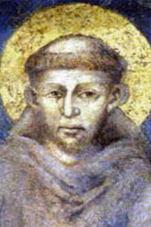 a biography of francis giovanni bernardone Giovanni francesco di bernardone, otherwise known as francis of assisi, was born in 1181 in a town called assisi he was one of seven children born to pietro di.