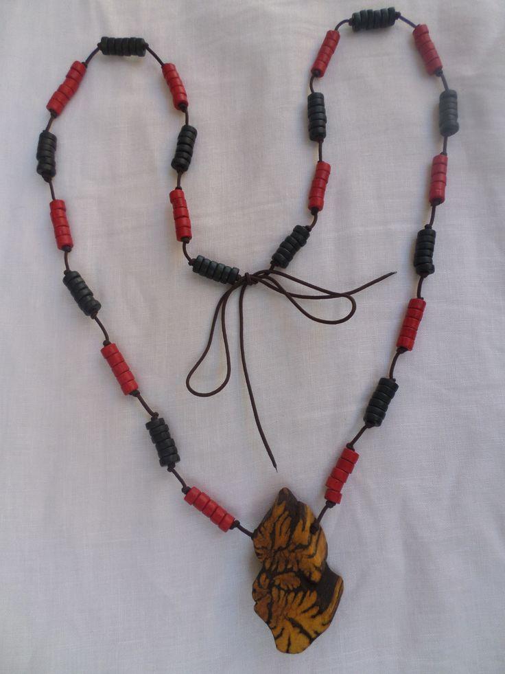 Ayahuasca necklaces by ecoreart on Etsy