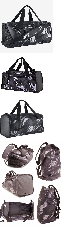 Bags and Backpacks 163537: Nike Alpha Adapt Crossbody Duffel Bag Crossfit Gym Travel Grey Black Ba5179-022 -> BUY IT NOW ONLY: $44.95 on eBay!