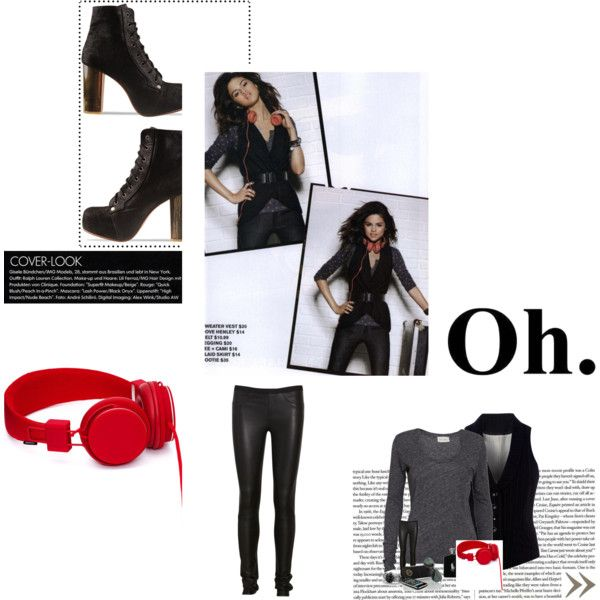 Selena Gomez Look, created by preecylove on Polyvore