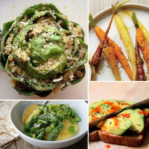 40 of the best veggie recipes.