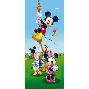 Mickey, Minnie álló poszter (90 x 202 cm)