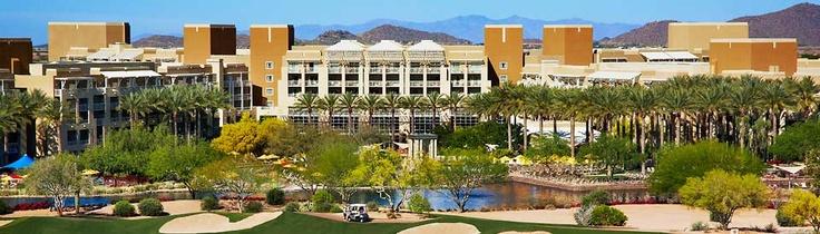 Phoenix Luxury Resort Hotels | JW Marriott Phoenix Desert Ridge Resort & Spa