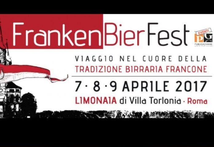 FrankenBierFest - La terza edizione del Festival della Birra dal 7 al 9 Aprile nella Limonaia di Villa Torlonia: un angolo di Franconia nel cuore di Roma.