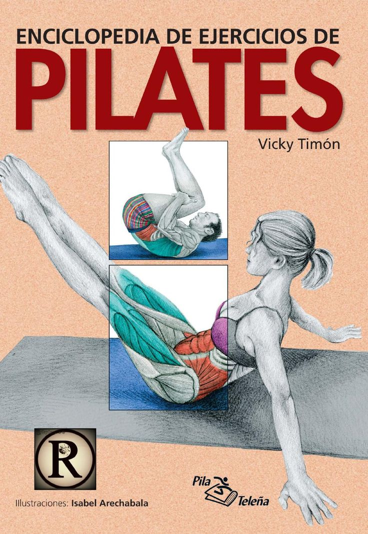 Enciclopedia de ejercicio de pilates