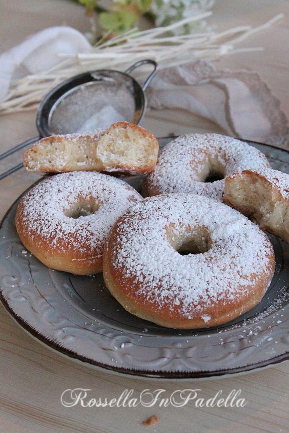 Ciambelle Soffici al Fornoper colazione