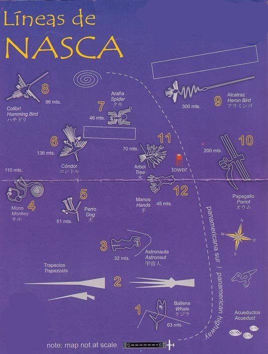 las lineas de nazca - Sök på Google