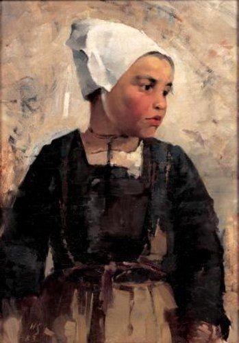 Helene Schjerfbeck (1862 – 1946, Finnish)