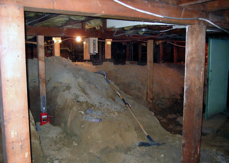 30 Best Crawl Space Ideas Images On Pinterest