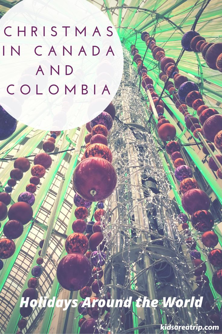 Margarita from Downshifting PRO shares her family's traditions mixing Christmas in Canada and Colombia making new celebrations while keeping the old.