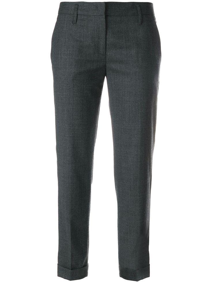 #aspesi #new #women #grey #pants #capri #trousers #winter #fashion   www.jofre.eu