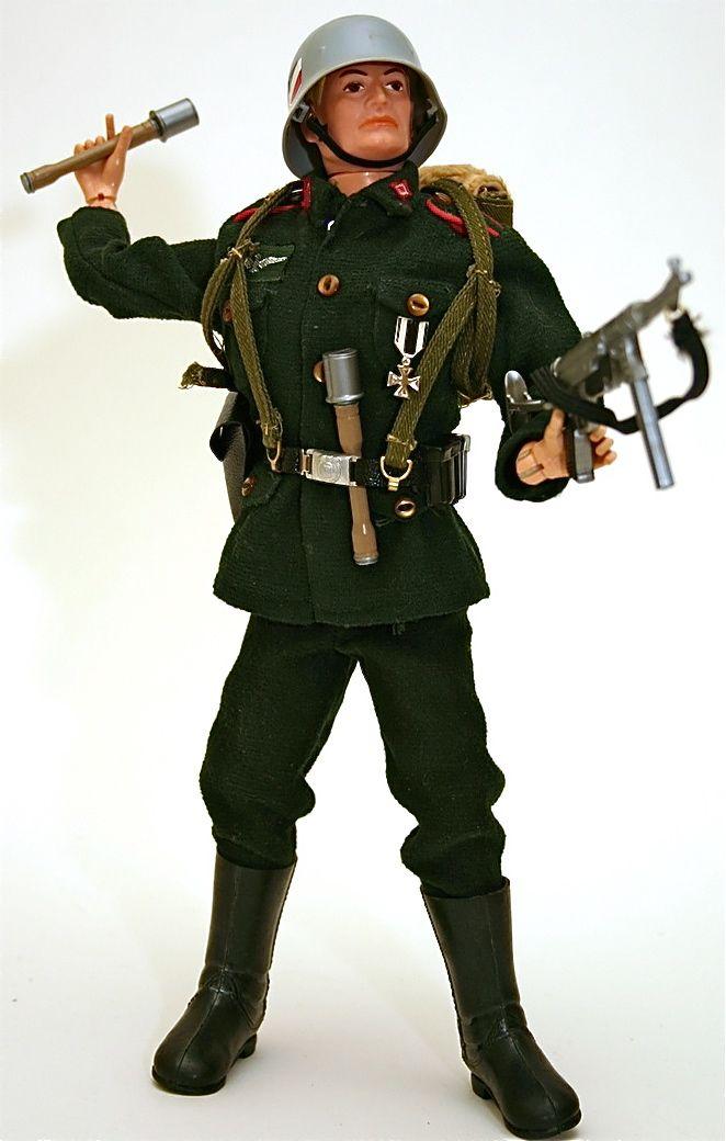 1966 German Storm Trooper.