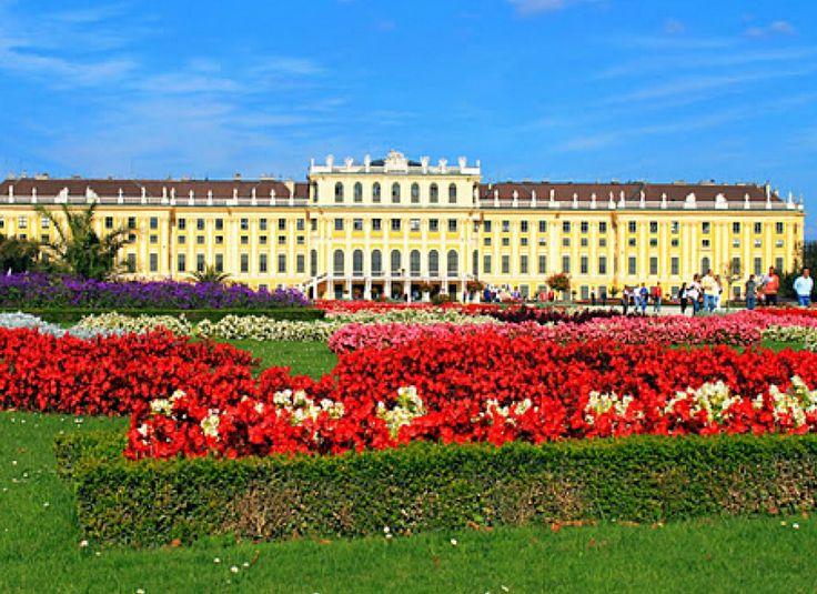 Book flight tickets to cheap tickets to #Vienna