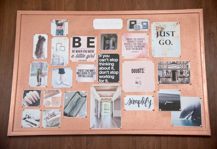 Create A Vision Board That Really Works