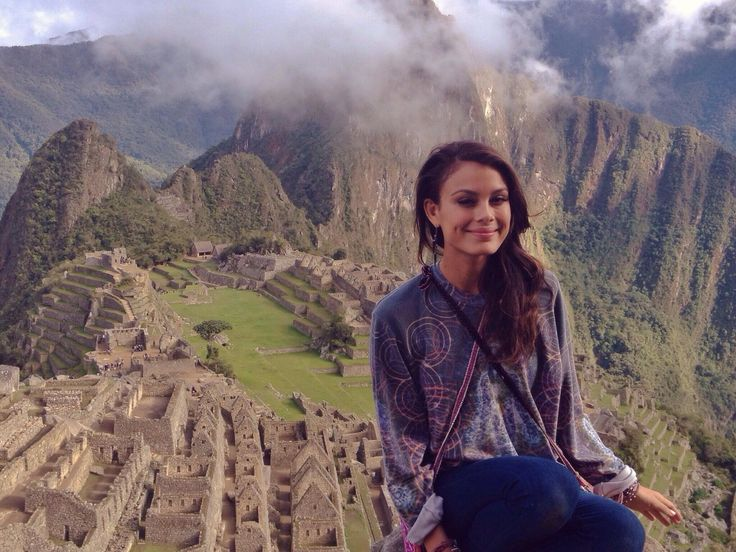 Nathalie Kelley, Machu Picchu, Peru, travel, lifestyle