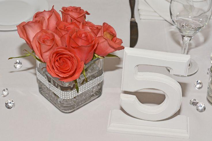 Wedding Table Decoration Idea.