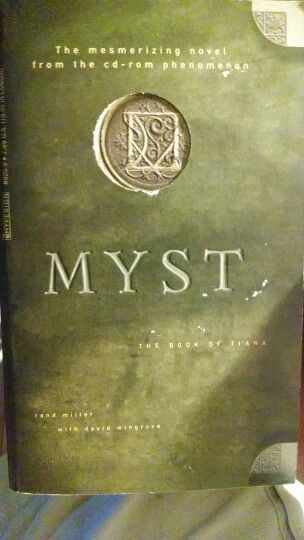 Myst book 1 | Books I have | Pinterest | Book