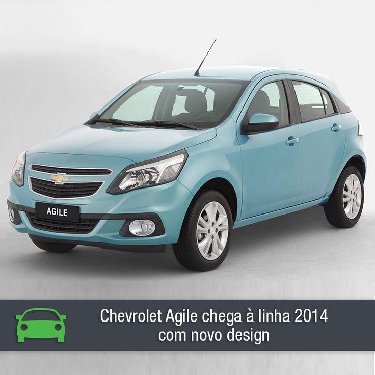 Conheça todas as novidades e mudanças do Chevrolet Agile, que já chegou à versão 2014. Acesse: https://www.consorciodeautomoveis.com.br/noticias/consorcio-chevrolet-agile-2014-a-partir-de-r-555-47-mensais?idcampanha=206&utm_source=Pinterest&utm_medium=Perfil&utm_campaign=redessociais