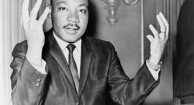 Martin Luther King Jr., 1964