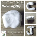 Homemade Modelling Clay