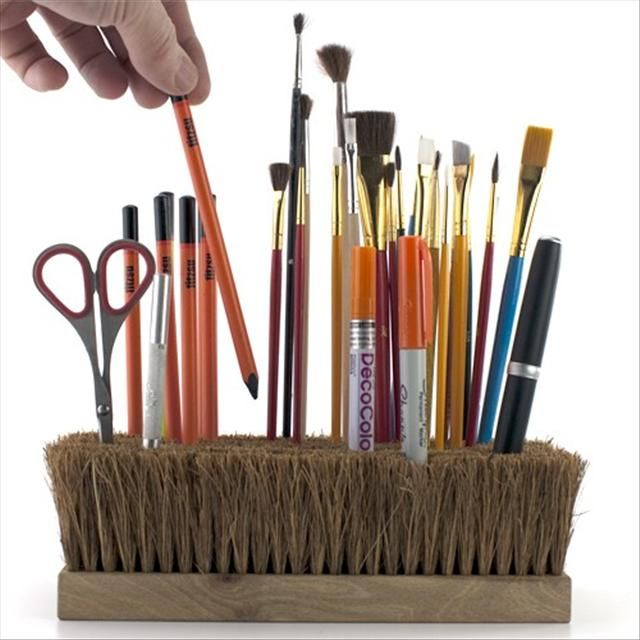 I have broom heads like this when I bought out a store!  GREAT USE NOW!