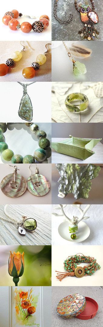 Sunny skies and green grass by Julie Hickman on Etsy--Pinned with TreasuryPin.com