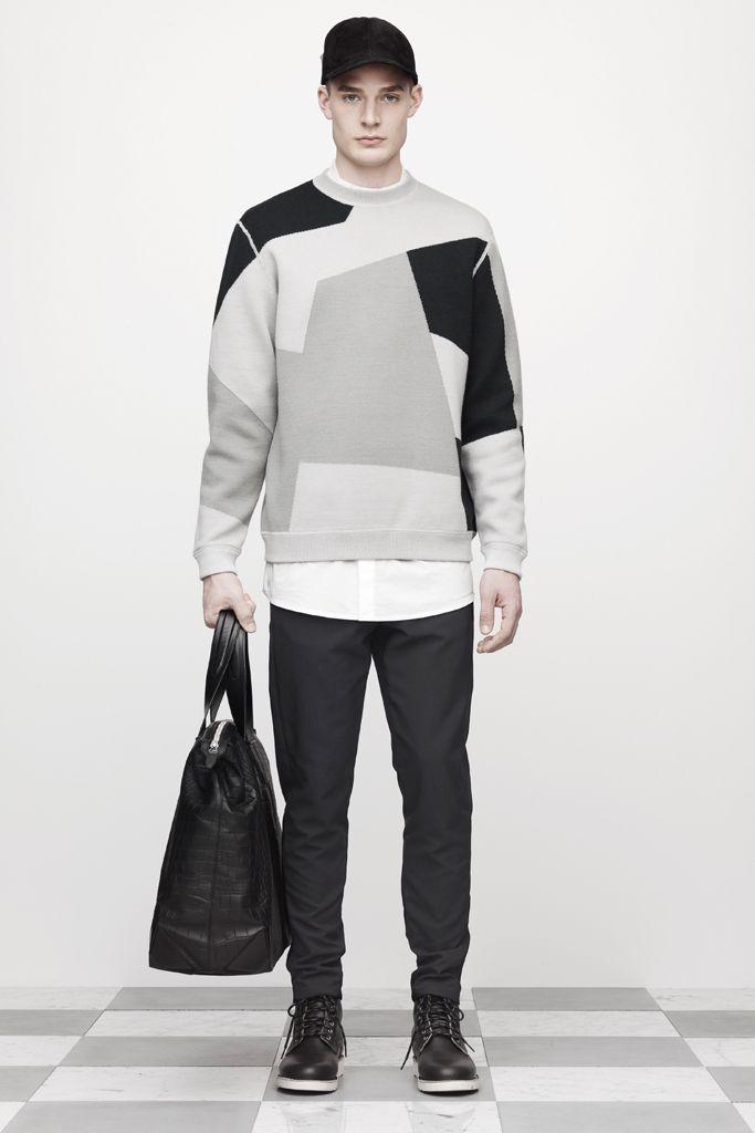 Alexander Wang | Fall 2012 Menswear Collection | Style.com