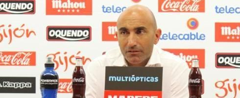 Sporting Gijon boss Abelardo Fernandez swore and ranted at a journalist in a press conference accusing the press of inventing  Source