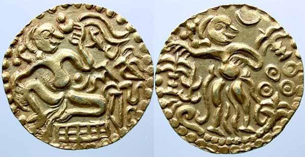 Coins of Raja Raja Chola