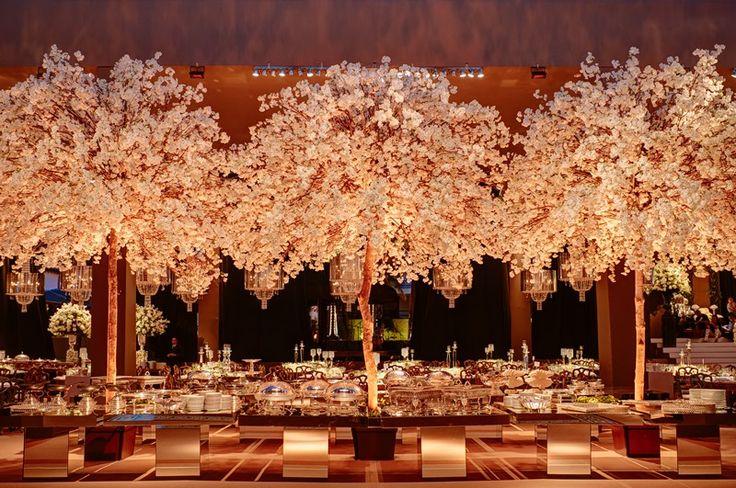 O estilo luxuoso de Valéria Leão - Inesquecível Casamento