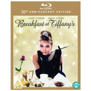Breakfast at Tiffany's (50th Anniversary Edition) [1961][Blu-ray][Region Free]