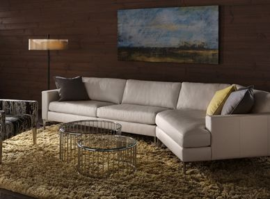 Shop For American Leather , Oliver Sectional, And Other Living Room  Sectionals At Goods Home Furnishings In North Carolina.
