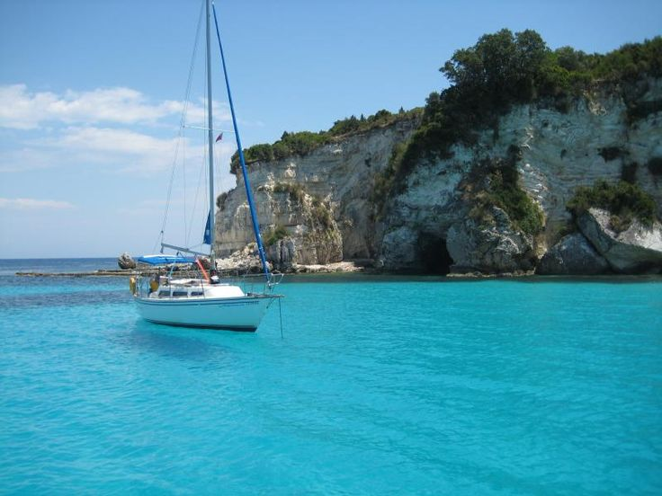 Paxos, Greece - Ionian Flotilla Sailing