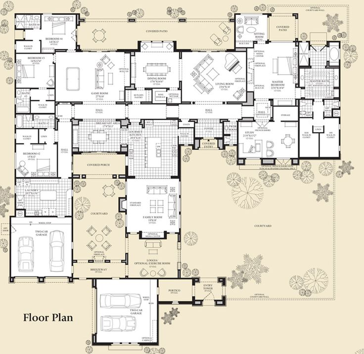 1254 best homesarchitecturedesignfloorplans images – Modular Home Floor Plans Arizona