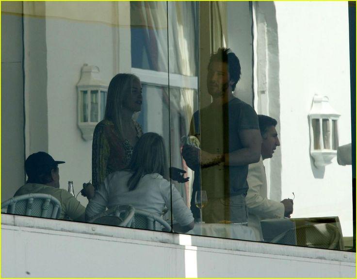 Keanu Reeves' Girlfriend?