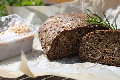Nízkosacharidový, bezlepkový vláčný chléb /Low-carb, gluten-free pliant bread/ Bezlepkový a nízkosacharidový zdravý recept / Gluten free and low carb healthy recipe/