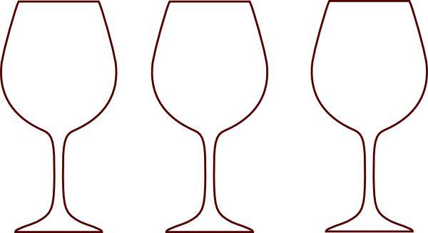 wine glass clip art borders - photo #37