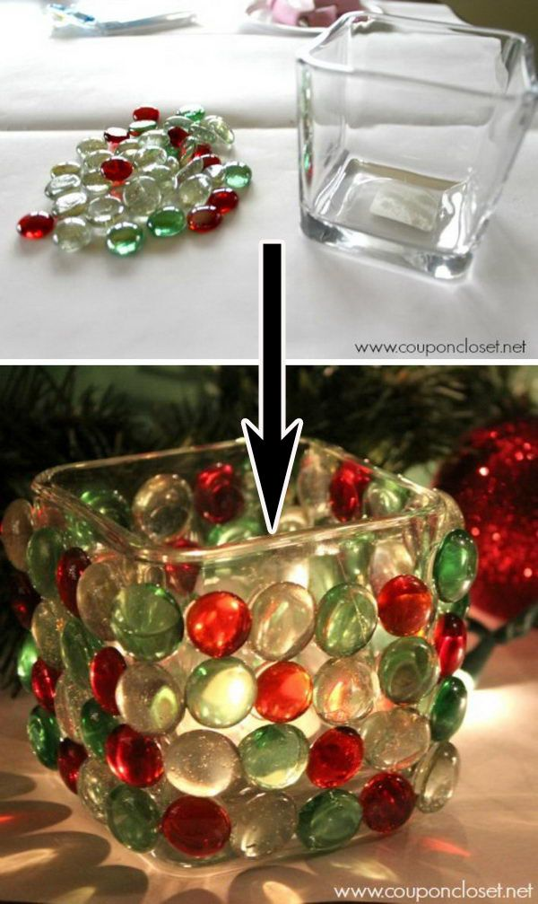 30 Dollar Store Christmas Ideas Christmas crafts Pinterest