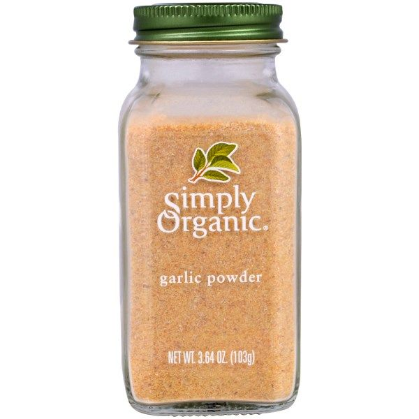 EXTRA SALE on #iHerb Simply Organic Garlic Powder 37% + $5 OFF - Now $0,22 #RT #Kosher Discount applied in cart