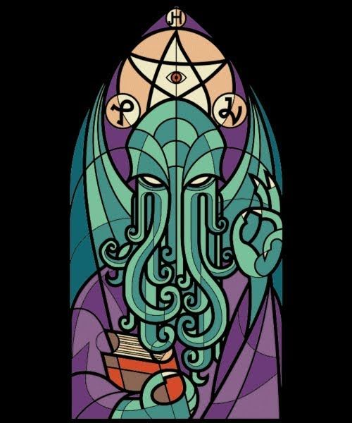 Cthulhu's Church, by spike00