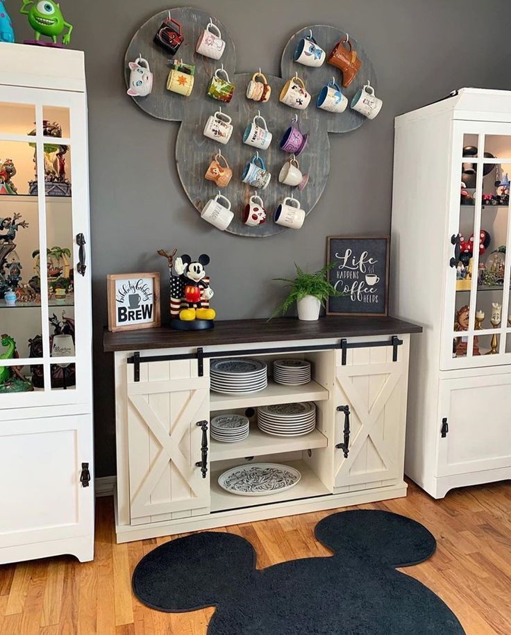 Disney At Home On Instagram Happy Friday To You All And A Very Happy Birthday To One Of My Favori Disney Room Decor Disney Home Decor Disney Kitchen Decor