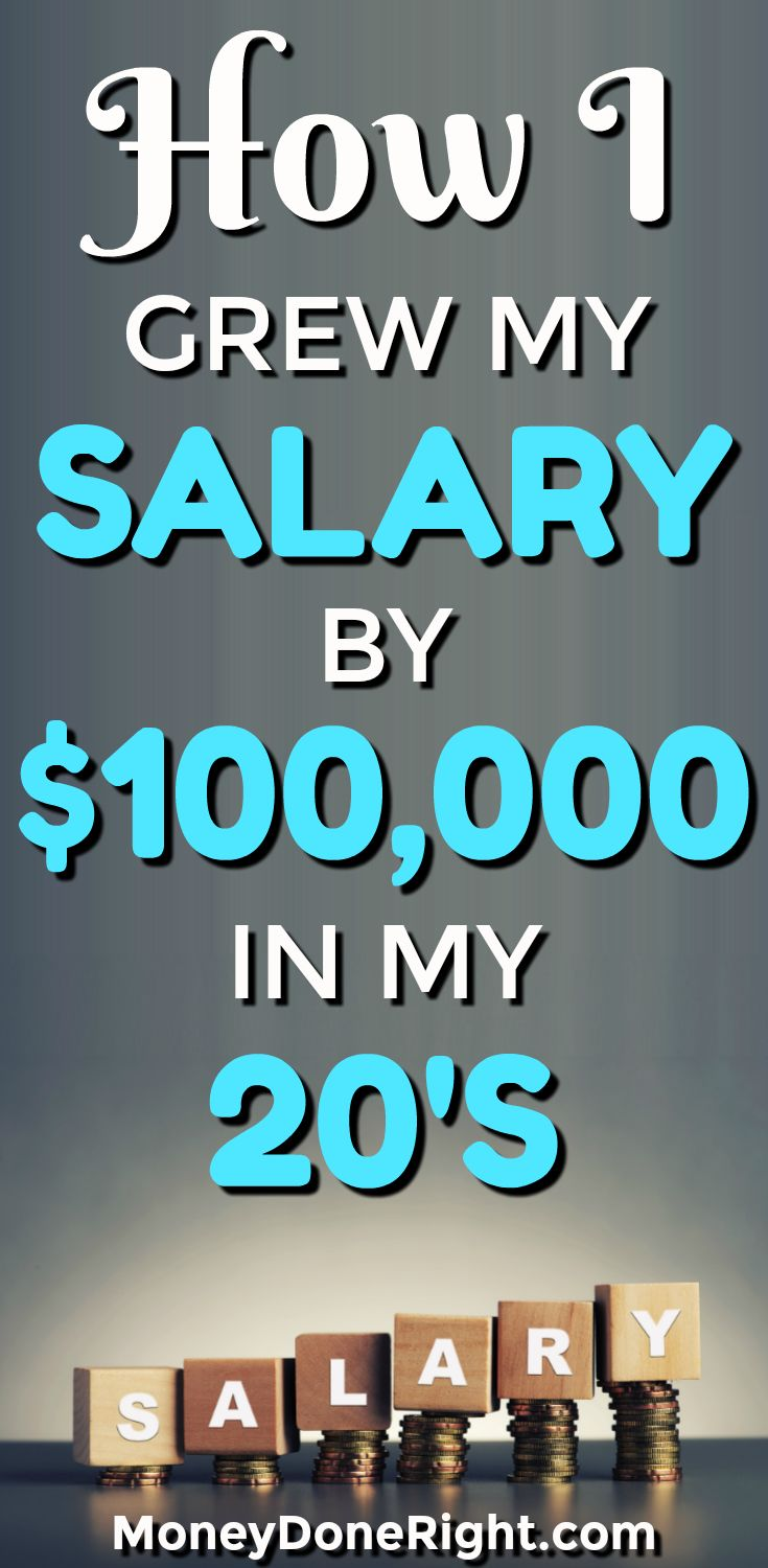 Increasing your salary at work is simple if you are willing to put in the hard work. Making more money at your job is all about working harder than everybody, performing at the next level, and being respectful of everyone you work with. Read this article to learn how I increased my salary by $100,000 in my 20s.