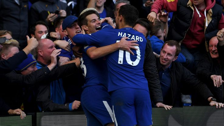 """Azpilicueta sees win over Watford as """"first step"""" on right path for Chelsea #News #CesarAzpilicueta #Chelsea #composite #Football"""