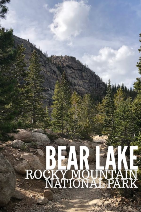 Hiking Bear Lake in Rocky Mountain National Park
