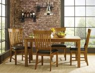 5pc Leg Table Dining Set Dinettes Dining Rooms Art Van Furniture For